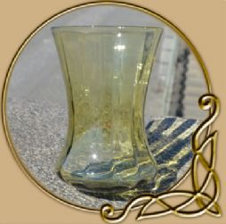 Frankish historical glass